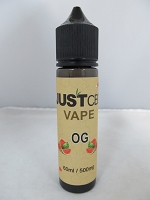 Just CBD Vape E-Juice 500mg 60ml OG Kush