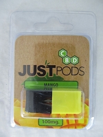 Just CBD Prefilled POD 100mg Mango