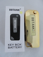 BB Tank Key Box Battery For CBD Tanks (Gold)