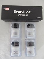 Yocan Evolve 2.0 Juice Pod Cartridge 4ct Pack