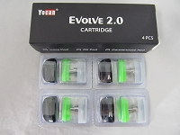 Yocan Evolve 2.0 Oil Pod Cartridge 4ct Pack