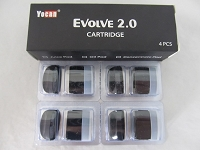 Yocan Evolve 2.0 Concentrate Pod Cartridge 4ct Pack