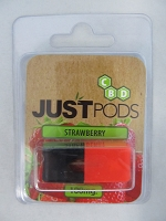 Just CBD Prefilled POD 100mg Strawberry