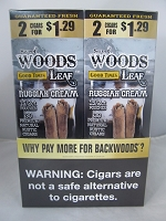 Sweet Woods by Good Times 2/$1.29 ~ 30ct Pouch (Russian Cream)