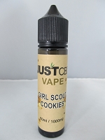 Just CBD Vape E-Juice 1000mg 60ml Cookies