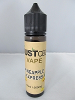 Just CBD Vape E-Juice 500mg 60ml Pineapple Express