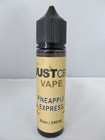 Just CBD Vape E-Juice 250mg 60ml Pineapple Express
