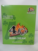 4K's Cigarillos 4pk 60ct Pouch (Irish Cream)