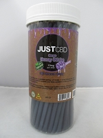 Just CBD Grape Honey Sticks 10mg Per Stick 60ct Jar