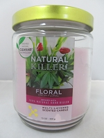 Natural Killers Deodorizer Candle 13oz (Floral)