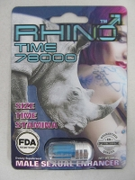 Rhino Time 78K FDA Registered