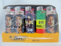 Bob Marley Bic Lighter 50ct