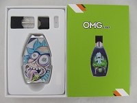 Cartoon Character Key Pod Battery System w/ Extra Empty Tank (Multi Style)