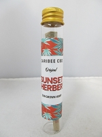 Sunset Sherbet Sun Grown Hemp CBD Jay by Caribee CBD