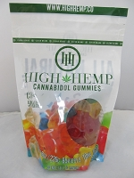 High Hemp Cannabidol CBD Gummies 500mg (Gummy Bears)