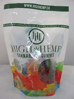 High Hemp Cannabidol CBD Gummies 750mg (Gummy Bears)
