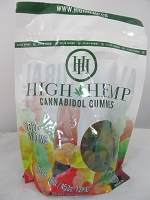 High Hemp Cannabidol CBD Gummies 1000mg (Gummy Worms)