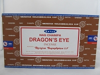 Nag Champa Dragon's Eye 15g 12 Pack