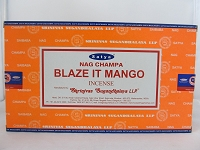 Nag Champa Blaze It Mango 15g 12 Pack