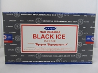 Nag Champa Black Ice 15g 12 Pack