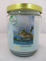 Natural Killers Deodorizer Candle 13oz (Sky High)
