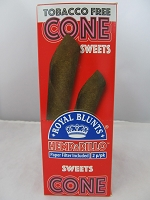 Royal Blunts Hemparillo Hemp Cones 2ct/10 Pouches (Sweets)