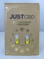 Just CBD Energy Formula Capsules 25mg 12ct Display