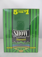 Show Cigarillos 5 Cigars For $1 ~ 15ct Pouch (Diamond)