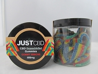 JUST CBD Gummies 500mg (Gummy Ribbons)