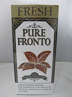 Pure Fronto Leaf 100% Natural Tobacco Leaf 12ct Display