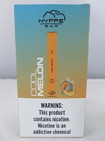 Hyppe Bar 5% Disposable Bar Device 10Pcs/Pack (Cool Melon)