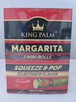 King Palm Margarita Mini Rolls 2pk, 20ct Display