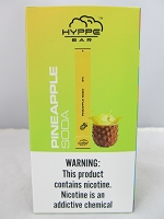 Hyppe Bar 5% Disposable Bar Device 10Pcs/Pack (Pineapple Soda)