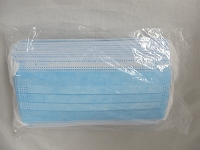 Disposable 3PLY Facial Mask 50pc