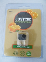 Just CBD Organic Terpenes 1ml Orange Diesel