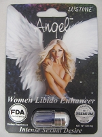 Angel Woman Libido Enhancer 24ct Display FDA Registered