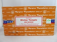 Nag Champa Divine Temple 15g 12 Pack