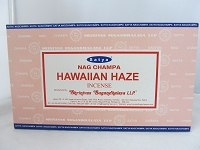 Nag Champa Hawaiian Haze 15g 12 Pack