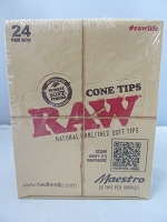 RAW Maestro Cone Tips 24ct Display