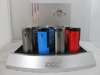 Zico ZD-69 Quad Flame Torch 10ct Display