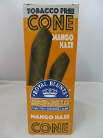 Royal Blunts Hemparillo Hemp Cones 2ct/10 Pouches (Mango Haze)