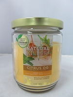 Natural Killers Deodorizer Candle 13oz (Citrus OG)