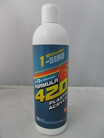 420 Plastic & Acrylic Cleaner 12oz