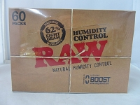 RAW® Humidity Control Humidiccant Powered by Integra Boost 8gm 60ct Display