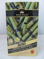 King Palm Mini Rolls 5pk 15ct Display