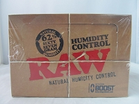 RAW® Humidity Control Humidiccant Powered by Integra Boost 67gm 12ct Display
