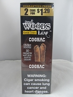 Sweet Woods by Good Times 2/$1.29 ~ 15ct Pouch (Cognac)