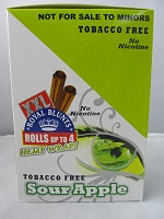 Royal Blunts XXL Hemp Wraps 2PK 25ct (Sour Apple)
