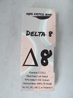 Hype Exotics Hemp Delta-8 Cartridge 1Gram (Watermelon OG)