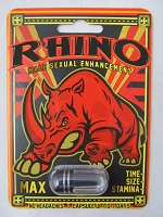 Rhino Max Male Enhancement 24ct Display